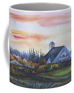 Silence Upon Midnapore Coffee Mug by Anna  Duyunova