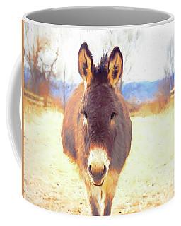 Silent Approach Coffee Mug