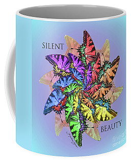 Silent Beauty Coffee Mug