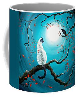 Silent Connection Coffee Mug