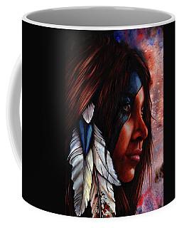 Silent Grace Coffee Mug