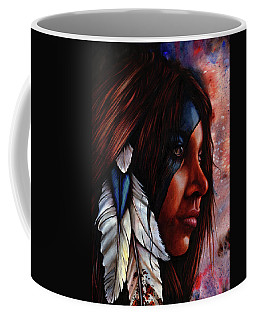 Silent Grace Coffee Mug