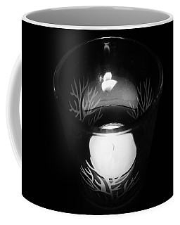 Silent Night Light Coffee Mug
