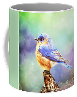 Silent Reverie Coffee Mug by Tina LeCour