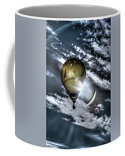 Silent Ride Coffee Mug