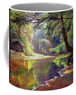 Silent River Coffee Mug