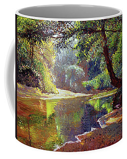 Silent River Coffee Mug
