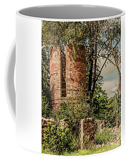 Coffee Mug featuring the photograph Silent Scandinavian Silo by Trey Foerster