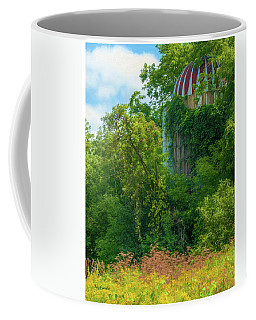 Silent Silo On Nottleson Road Coffee Mug