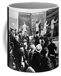 Silent Still: Banking Coffee Mug