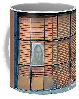 Silently Calling Coffee Mug
