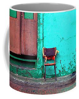 Silla Roja Coffee Mug