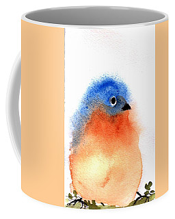 Silly Bird #2 Coffee Mug
