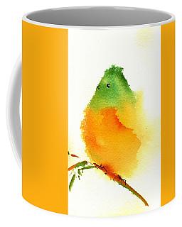 Silly Bird  #3 Coffee Mug