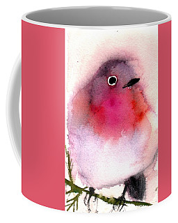 Silly Bird #6 Coffee Mug