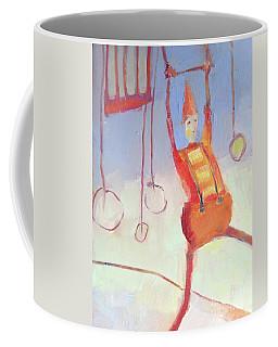 Silly Clown Coffee Mug