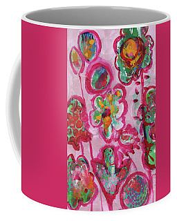 Silly Flowers Coffee Mug