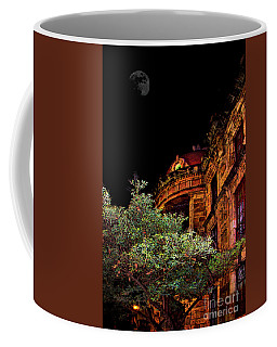 Silly Hall, Cuenca, Ecuador II Coffee Mug by Al Bourassa