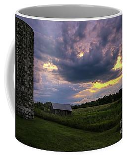 Silo Sunset Coffee Mug