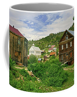 Silver City Idaho Coffee Mug