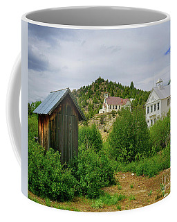 Silver City Main Street Coffee Mug