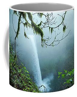 Silver Creek Falls Coffee Mug