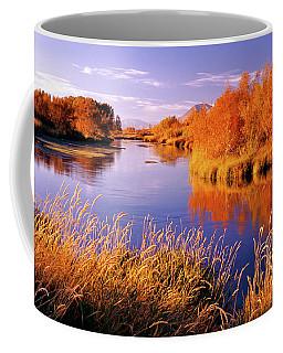 Silver Creek Fly Fishing Only Coffee Mug