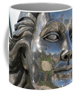 Silver Delores Del Rio Coffee Mug