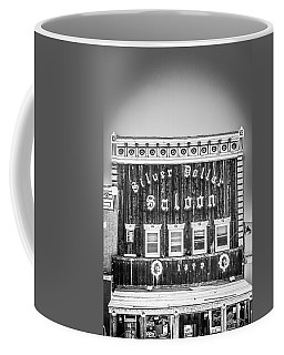 Coffee Mug featuring the photograph Silver Dollar Saloon 1 by Marilyn Hunt