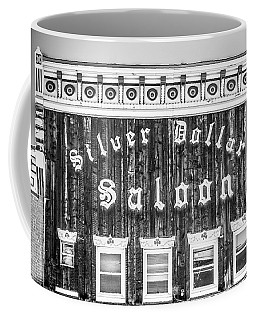 Coffee Mug featuring the photograph Silver Dollar Saloon 4 by Marilyn Hunt