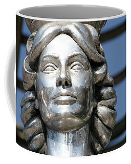 Silver Dorothy Dandridge Coffee Mug