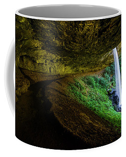 Silver Falls - North Falls Coffee Mug
