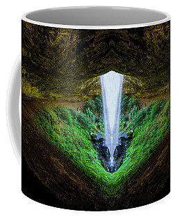 Silver Falls - North Falls Reflection Coffee Mug