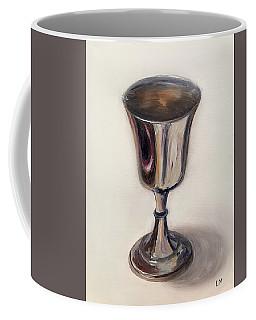 Silver Goblet Coffee Mug
