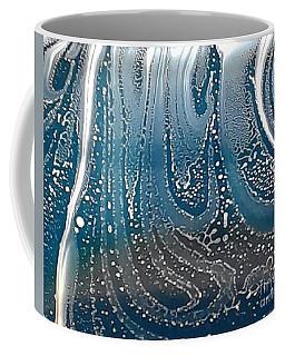 Silver Motes Coffee Mug