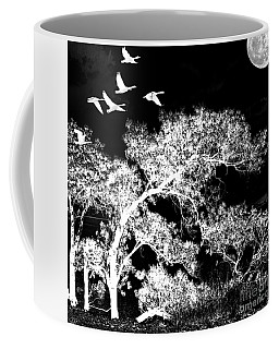 Silver Nights Coffee Mug