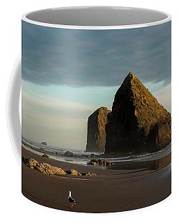 Silver Point Seastacks Coffee Mug
