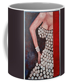 Silver Queen   39 Coffee Mug
