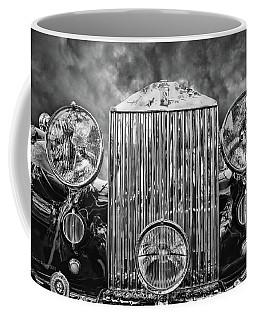Silver Rolls Royce Coffee Mug