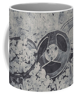 Silver Screen Film Noir Coffee Mug