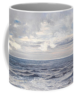 Silver Sea Coffee Mug