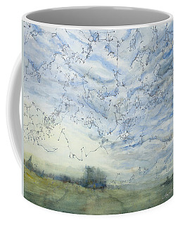 Silver Sky Coffee Mug