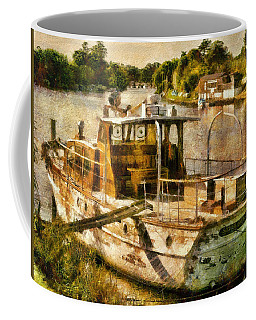 Silver Sonnet Coffee Mug