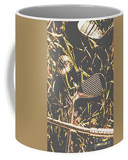 Silver Sports Coffee Mug