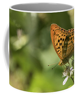 Silver Washed Fritillary Coffee Mug