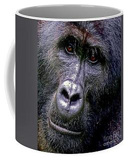 Silverback In The Wild Coffee Mug