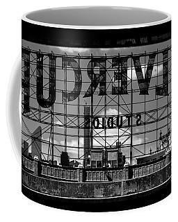Silvercup Studios Sign Backside Coffee Mug