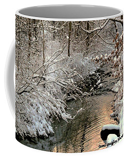 Silvered Shores Coffee Mug
