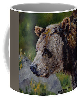 Silvertip Coffee Mug