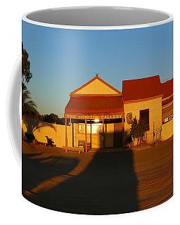 Silverton Coffee Mug by Evelyn Tambour